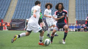 Bolts Academy take down the New England Revolution Academy Former Revere FC Players Brian Salazar, Mohammed Kenawy and Denis  Martinez have an outstanding performance. U16 Academy beat Revs 1-0