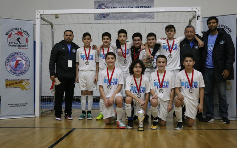 U13 CHAMPIONS WITH MEDALS 2016